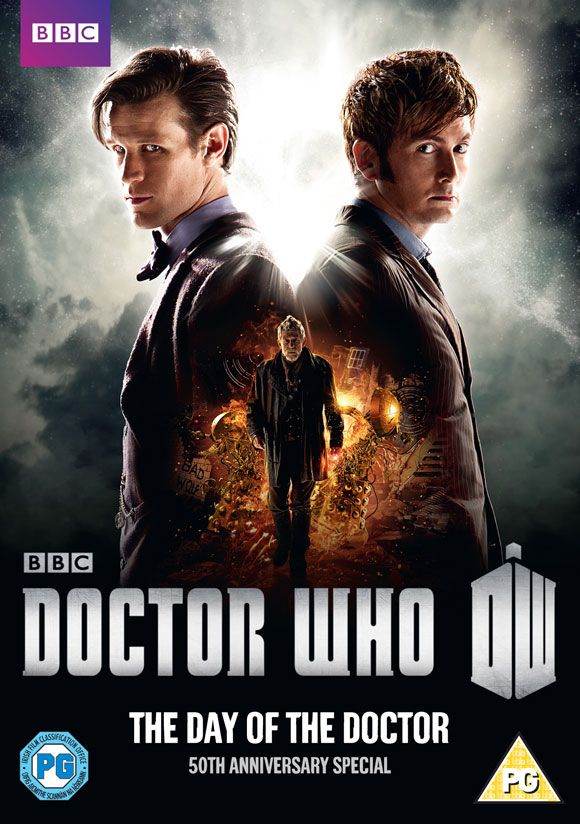 Day of The Doctor (DVD) Final Details & Extras
