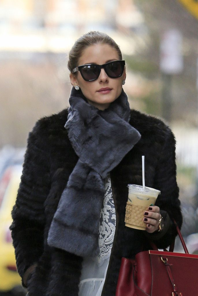 Olivia Palermo Photo - Olivia Palermo Gets Coffee