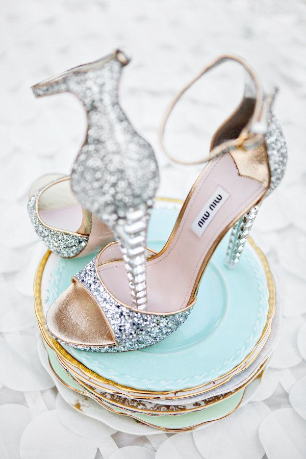 Great Gatsby inspired shoes by Miu Miu