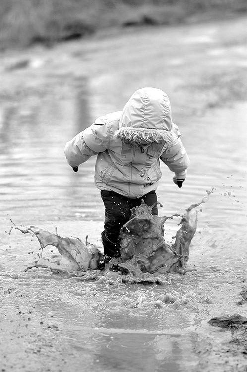 Los niños no encogen con la lluvia | Entre Actividades Infantiles