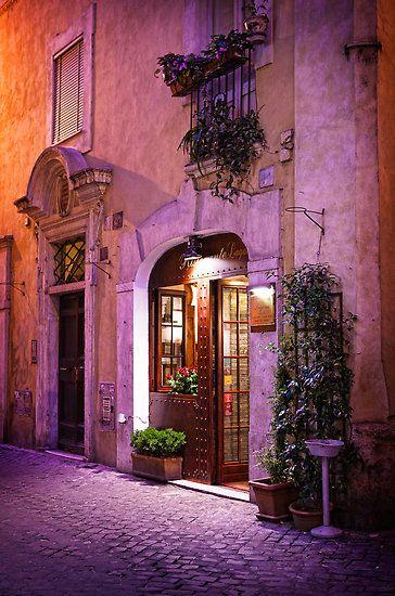 Ristorante Lagana #ROMA, Italy http://VIPsAccess.com/luxury-hotels-rome.html