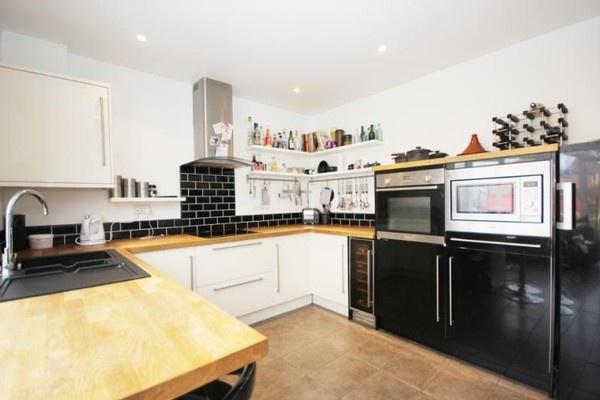 Lush Kitchen Home