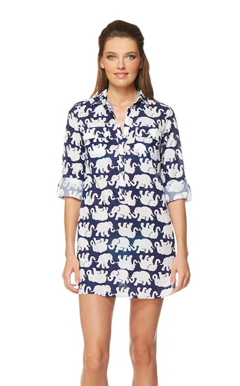 Captiva Tunic Cover-Up