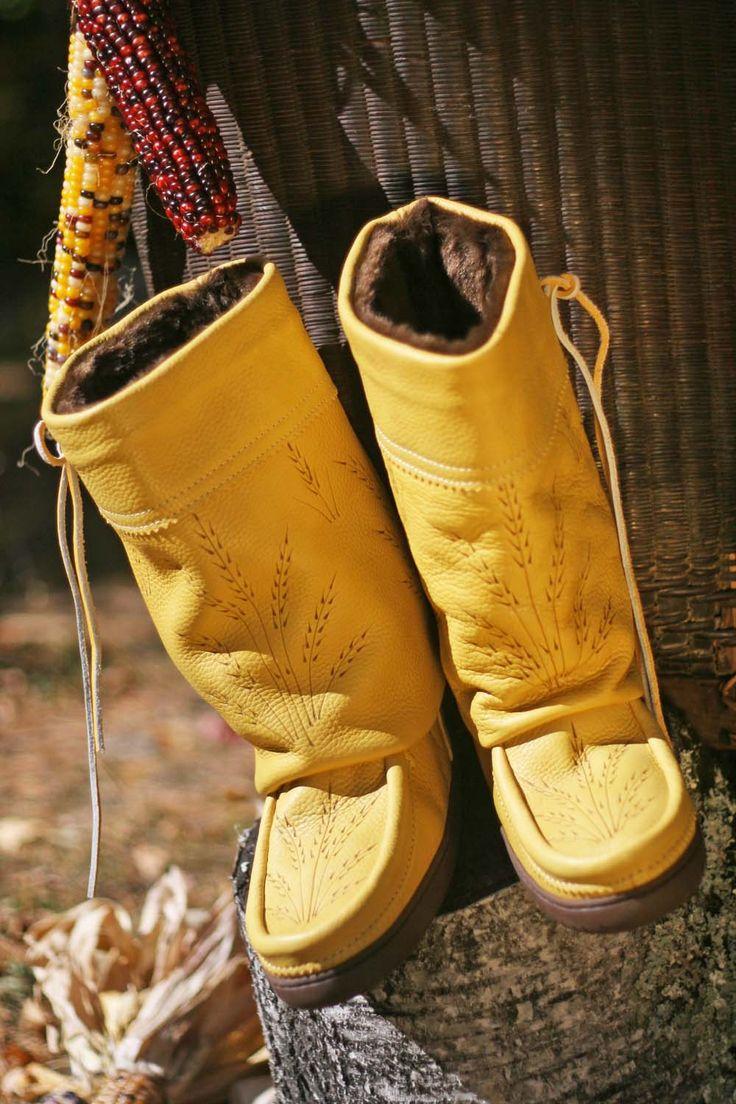 Manitobah Mukluks Gatherer boots
