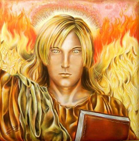 Arcangel Uriel.