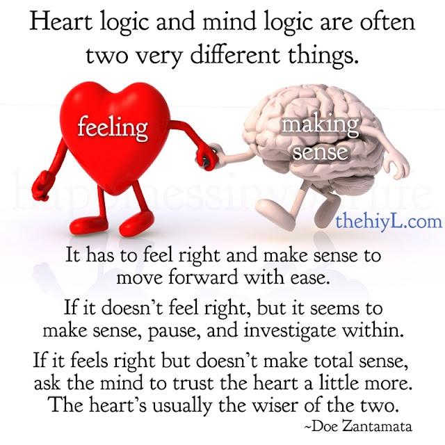 Tiene Que Sentirse Correcto y Tener Sentido para Actuar
