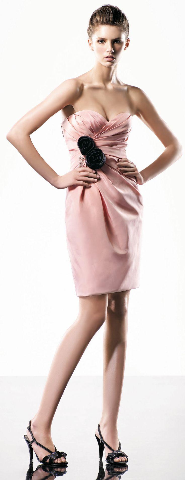 Sexy Sweetheart taffeta dress