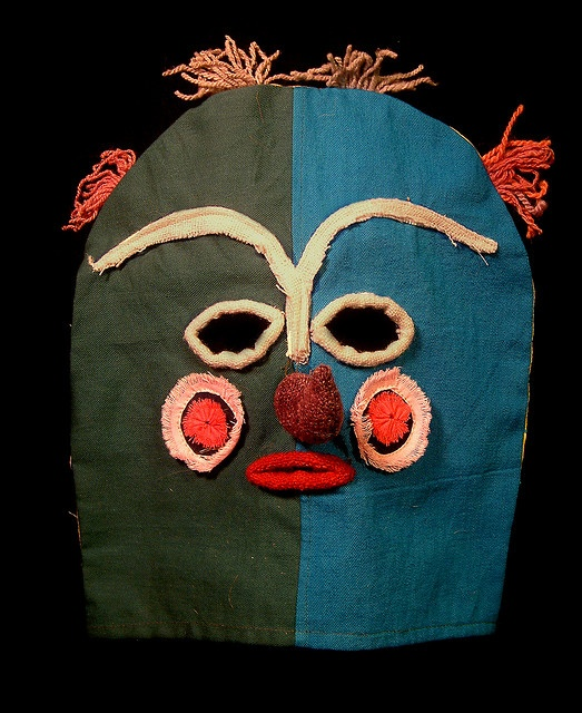 Peru Hood Mask