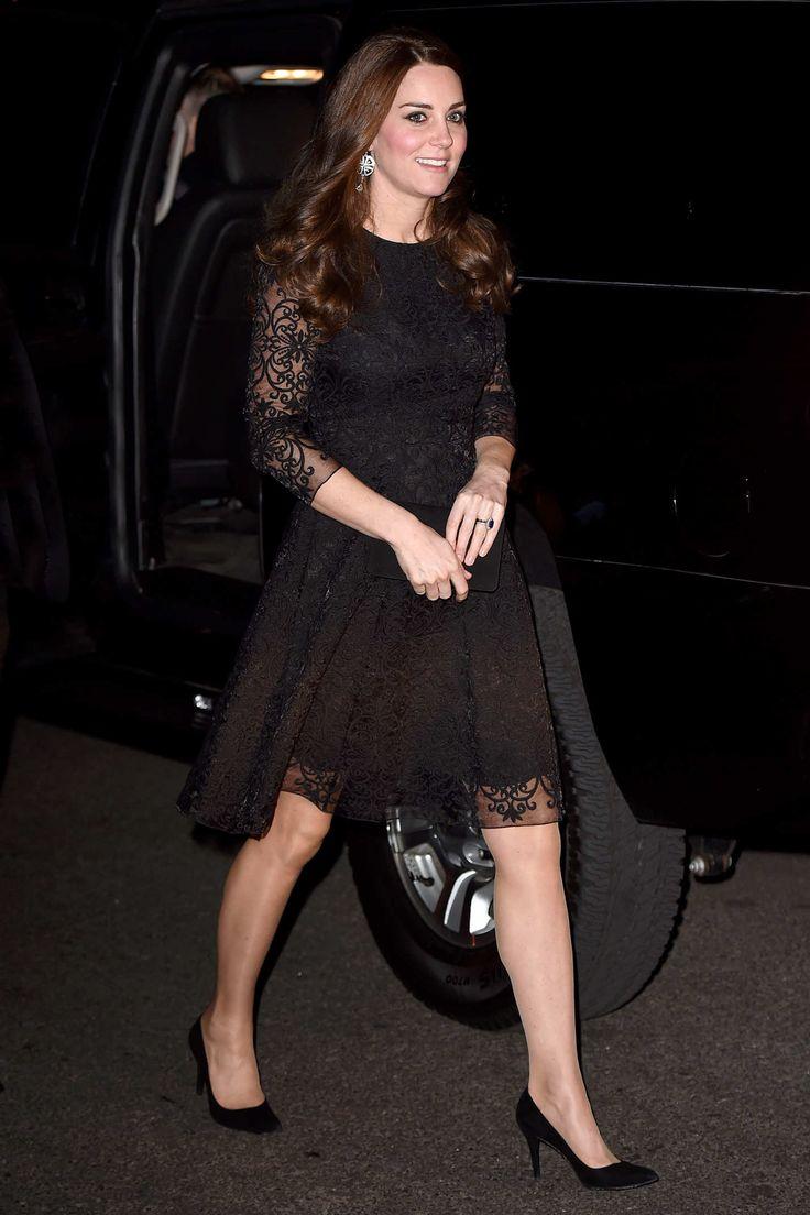 Kate Middleton Visiting NYC - December 2014