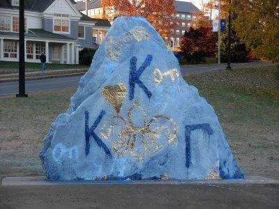 KKG rock at uconn