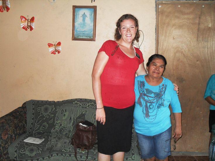 Hermana Sixta and me