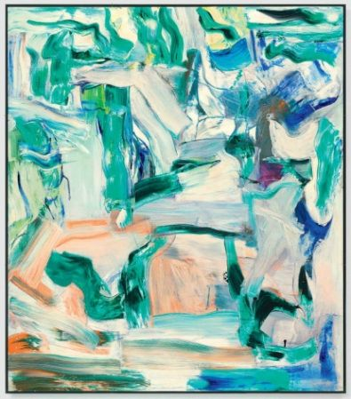 Willem de Kooning, Untitled I, 1980