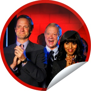 Scandal: The Trail Sticker | GetGlue