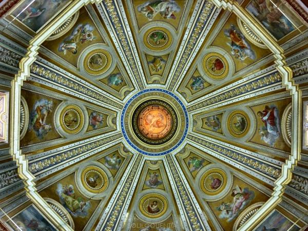 A church in Rome.