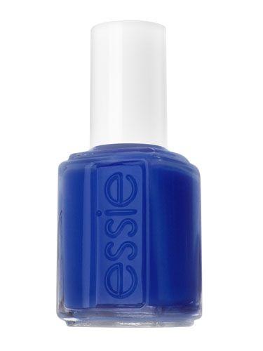Dazzling Blue Nail Polish - Pantone Color Of The Year 2014 - Seventeen