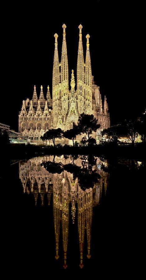 Amazing Click of Sagrada Familia - Barcelona
