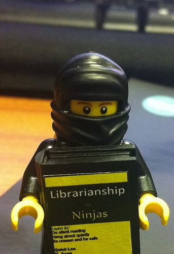 Librarian Ninja