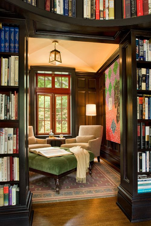 Reading Room.