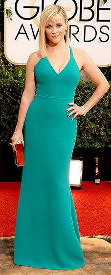Reese Witherspoon: 2014 Golden Globes