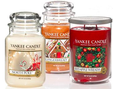 NEW $20 off a $45 or more Yankee Candle purchase coupon! — Military Wives Saving
