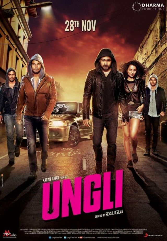 Ungli Movie HD Wallpapers