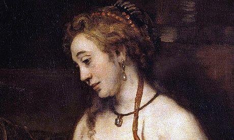 Bathsheba, Rembrandt