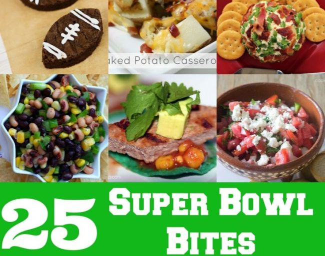 super bowl food recipes