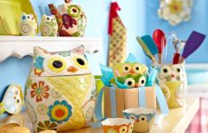 Perfect Owl Kitchen That Will Give You Creative Ideas