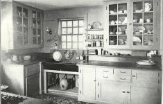 Phenomenal 1920's Kitchen That You Can Do In Your Free Time