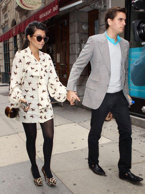 Equestrian Style Copy Cat: Kourtney Kardashian
