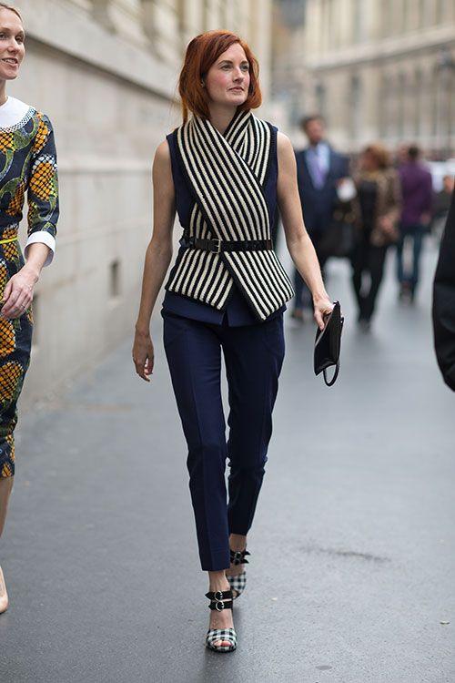 Taylor Tomasi Hill Paris Fashion Week Streetstyle