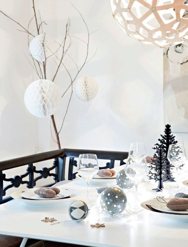 A SCANDINAVIAN HOME IN CHRISTMAS MOOD | THE STYLE FILES