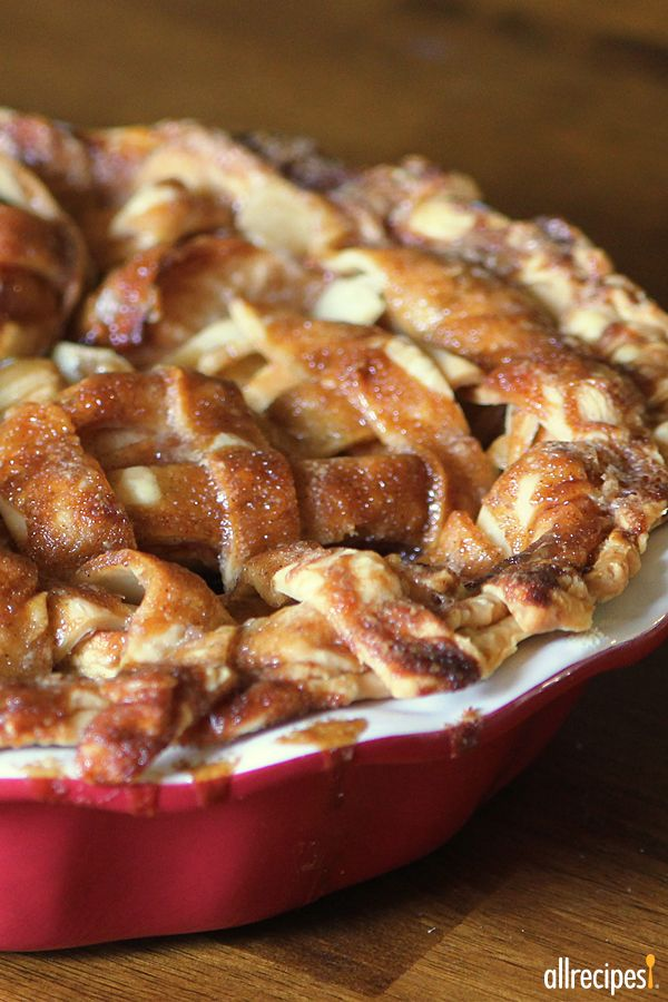 """Apple Pie by Grandma Ople 