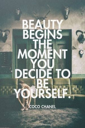 From Coco Chanel