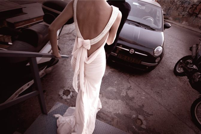 Inbal Dror haute couture bridal collection