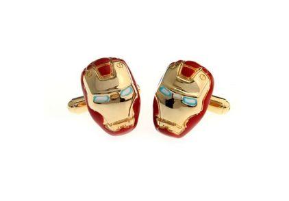 Iron man 2 cufflinks: Amazon.co.uk: Jewellery