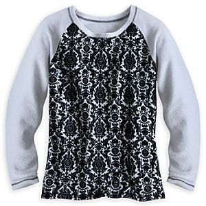 Disney The Haunted Mansion Pullover Top for Women