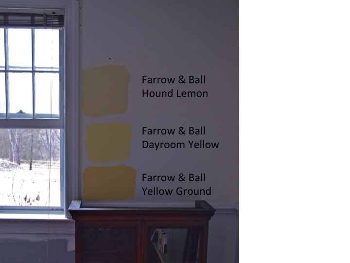 Awesome Farrow And Ball Yellow 20 Pictures Lentine