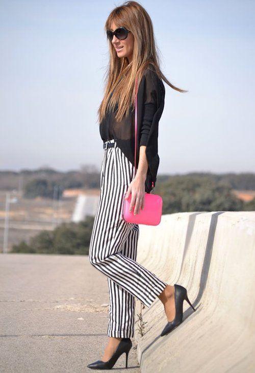 New Spring/Summer Fashion Trend   Stripes