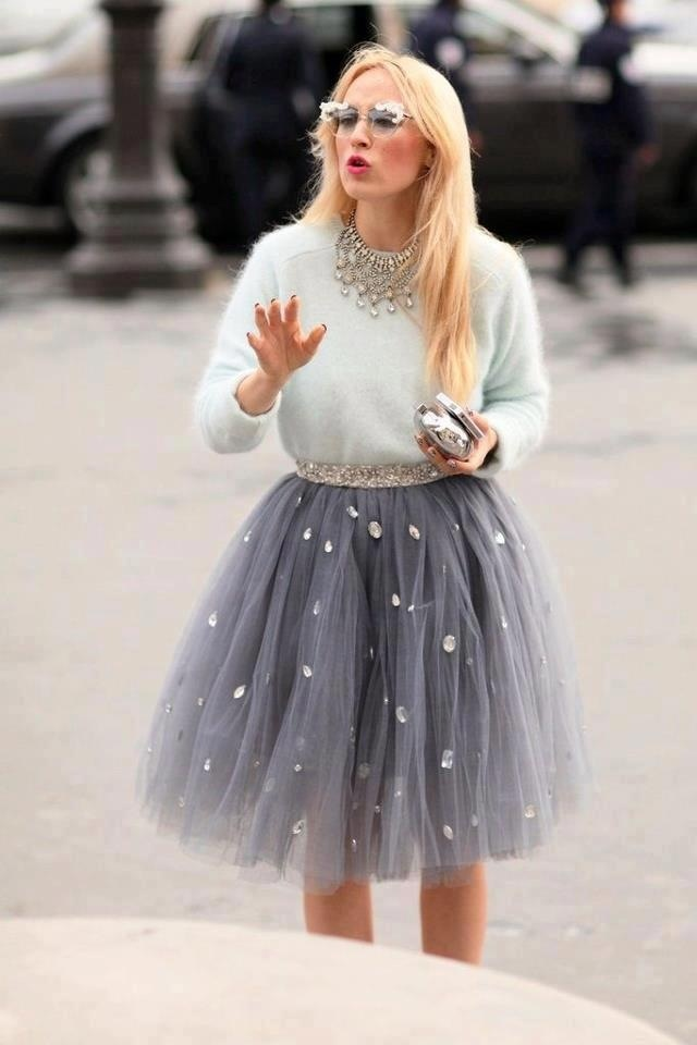 cashmere & tulle #tulle #fashion #womensfashion #style #streetstyle #outfit