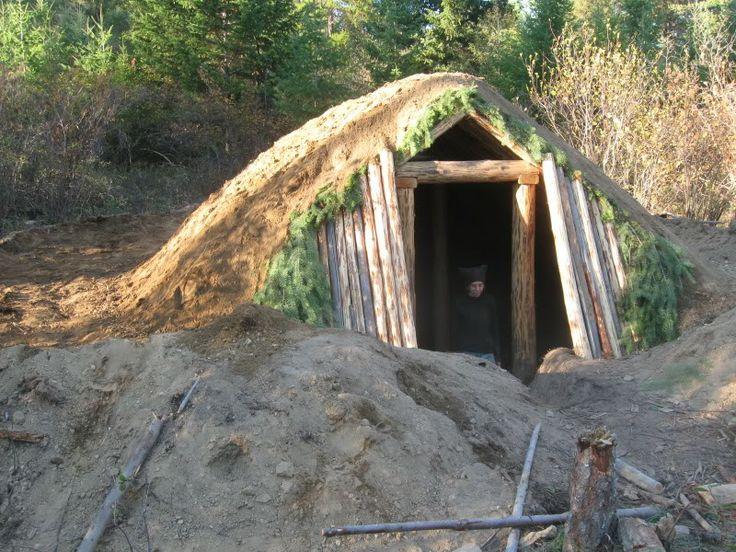 Hybrid Pithouse Build