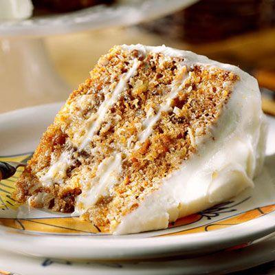 Best Carrot Cake