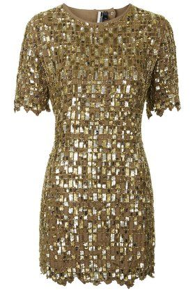 PETITE Limited Edition Cut-Out Embellished Dress