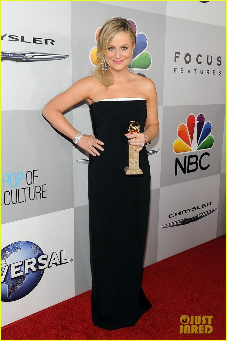 Amy Poehler - NBC Golden Globes Party 2014 | amy poehler nbc golden globe 2014 party 02 - Photo