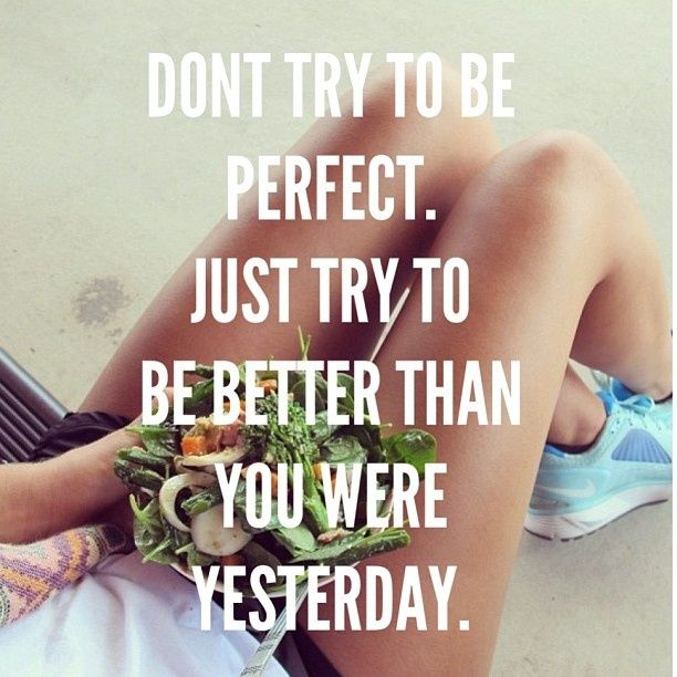 Tell yourself this everyday :)