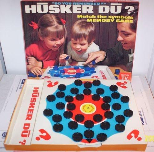 Image result for Husker Du