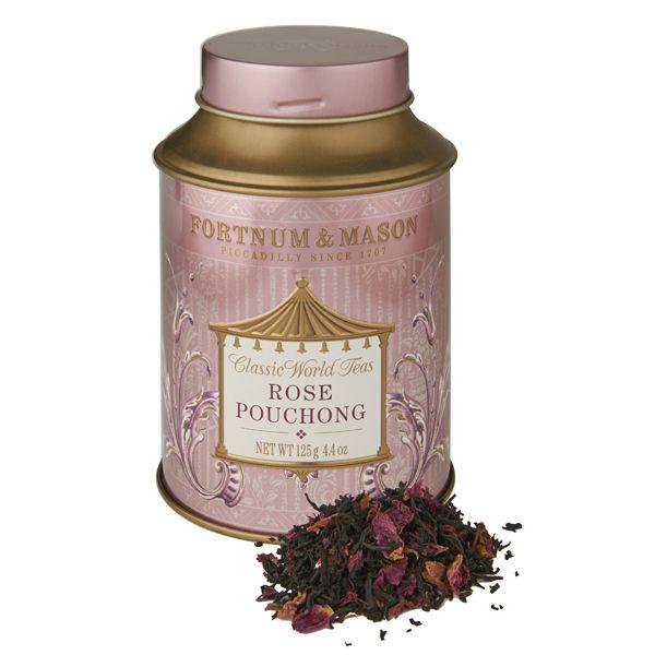 Rose Pouchong   Fortnum's Rose Pouchong Tea