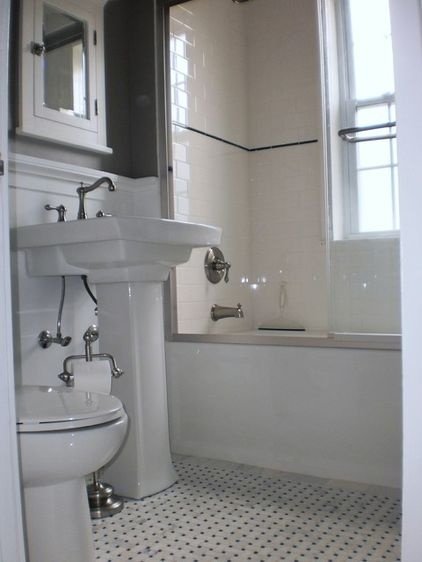1920s Bathroom Design Ideas The Girl Is Crafty Like Ice