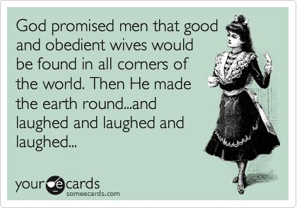 {snicker, snicker} #humor #laughter #women #men #wives #husbands #life #love