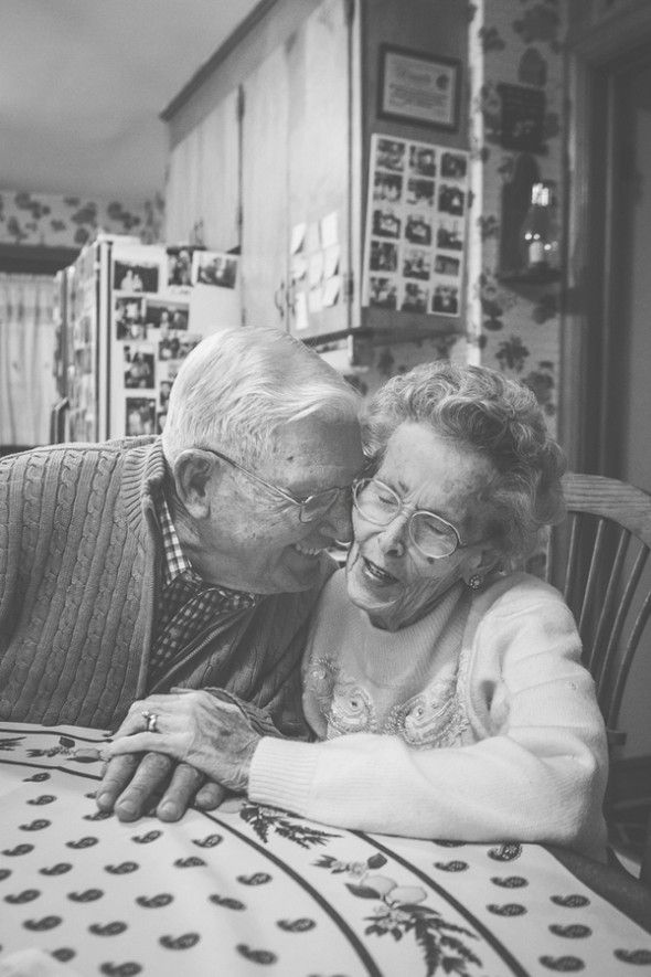 Lifelong romance: This couple has been married for 64 years! They have four children, eleven grandchildren, and ten great-grandchilden.